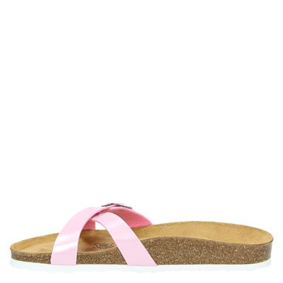 Orange Babies dames slippers Roze