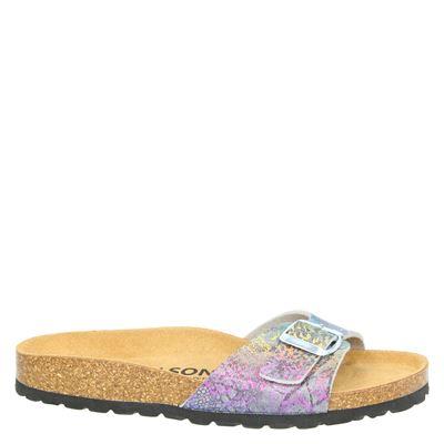 Orange Babies dames slippers Grijs