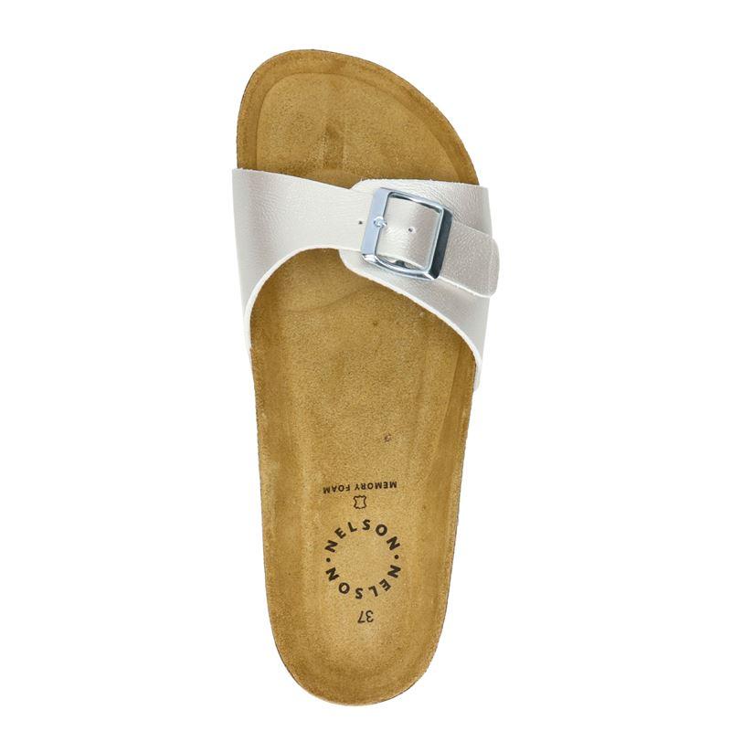 Nelson - Slippers - Zilver