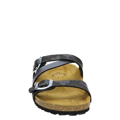 Orange Babies dames slippers Zwart
