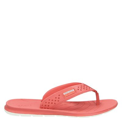 Ecco dames slippers roze