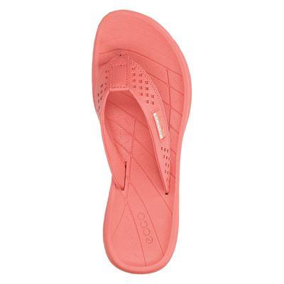 Ecco Tøffeldames slippers Roze