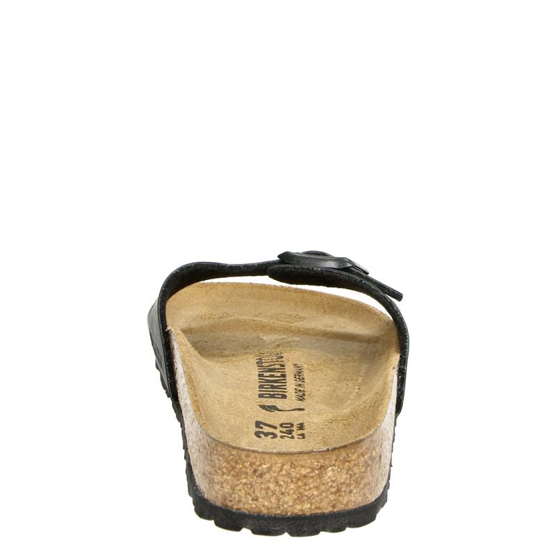 Birkenstock Madrid - Slippers - Zwart
