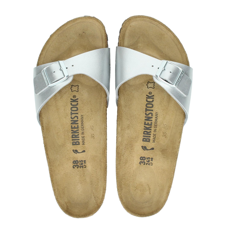 Birkenstock Madrid Chaussures Noires Taille 36 Pour Les Femmes avQNqdS