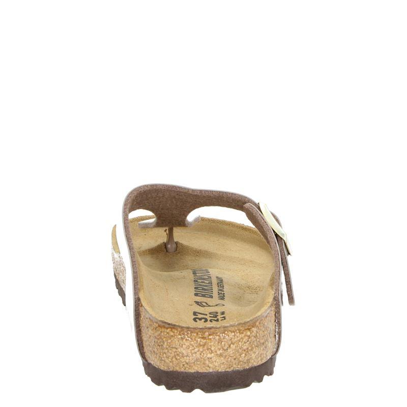 Birkenstock Gizeh - Slippers - Beige
