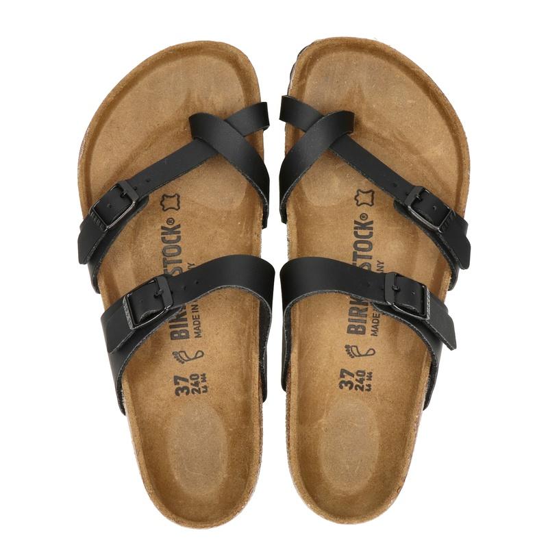 Birkenstock Mayari - Slippers - Zwart