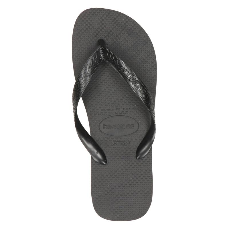Havaianas Top - Slippers - Zwart
