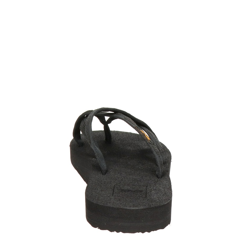Teva Olowahu - Slippers - Zwart