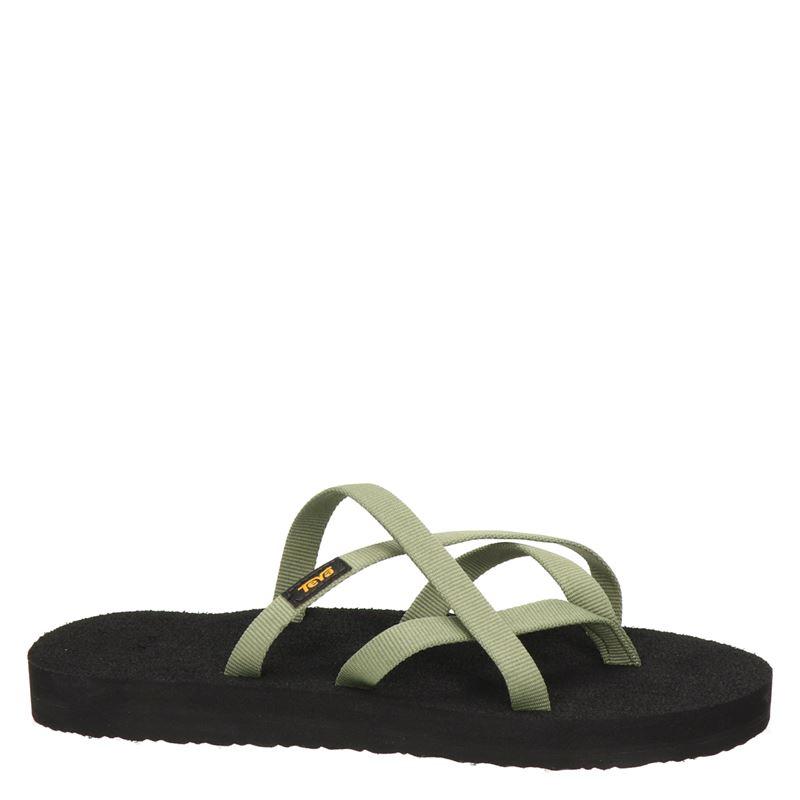 Teva Olowahu - Slippers - Groen