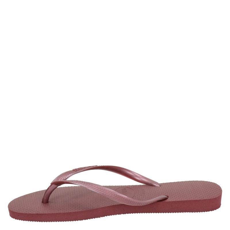 Havaianas Slim - Slippers - Rood