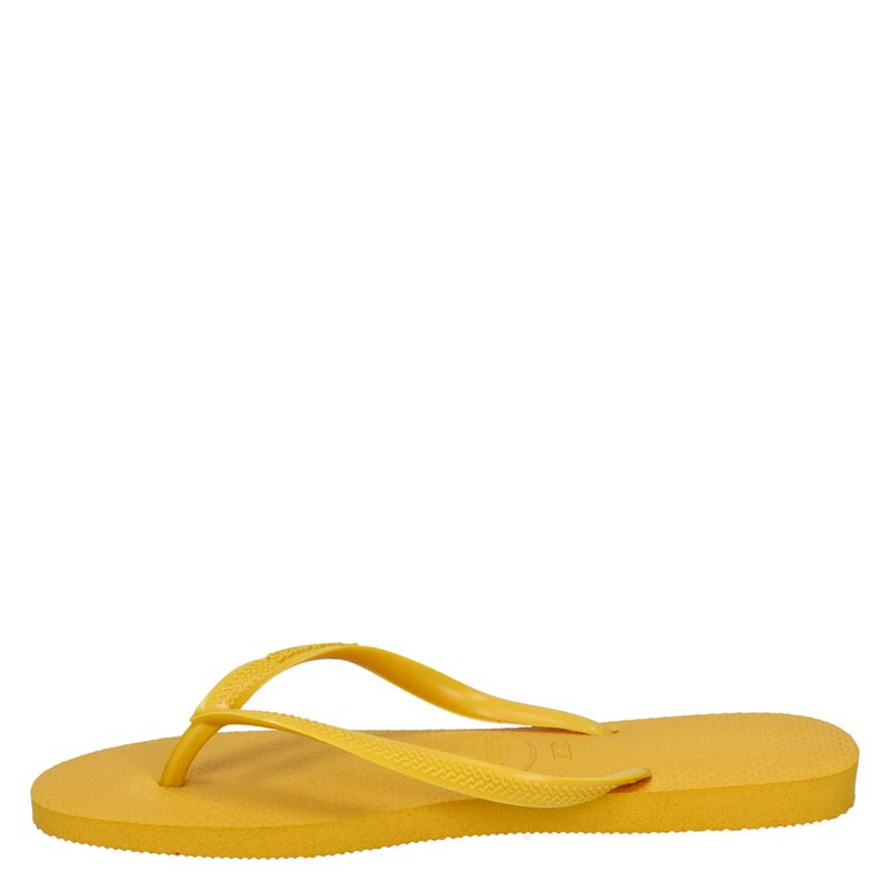 Havaianas Slim - Slippers - Geel