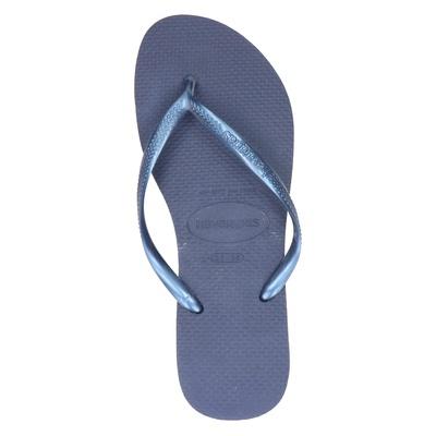 Havaianas Slimdames slippers Blauw