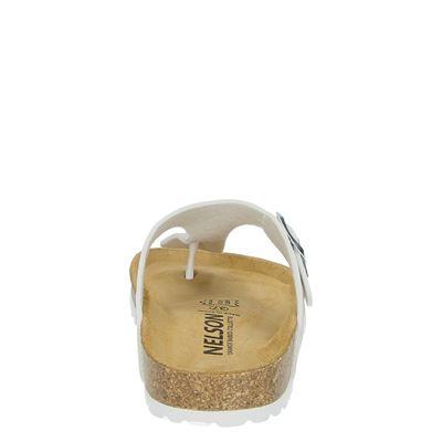 Orange Babies dames slippers Ecru