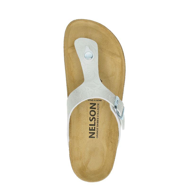 Nelson - Slippers - Ecru