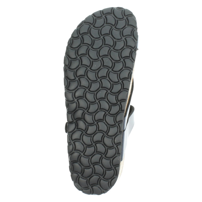 Nelson - Slippers - Zwart
