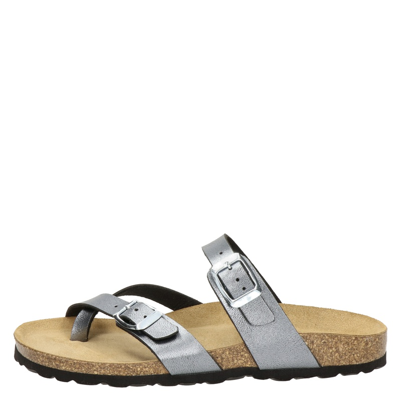 Nelson - Slippers - Grijs