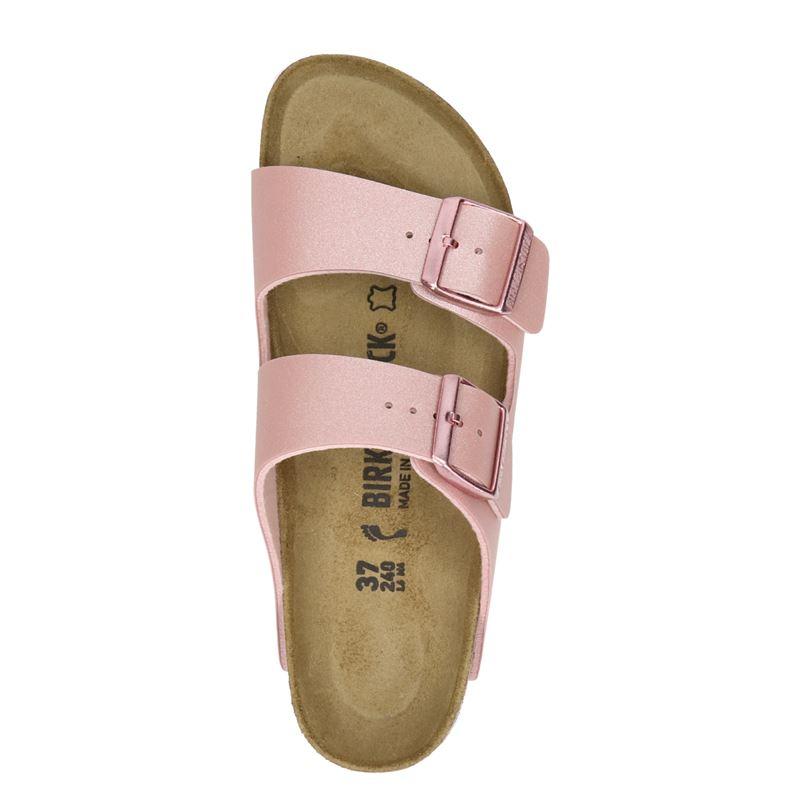 Birkenstock Arizona - Slippers - Roze