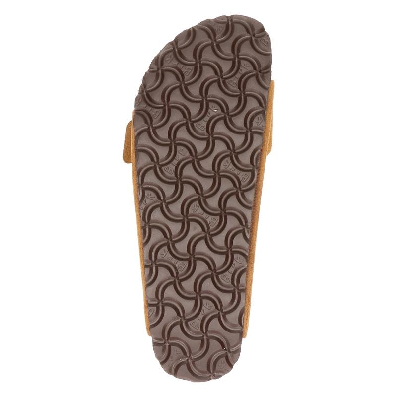Birkenstock Arizona - Slippers - Cognac