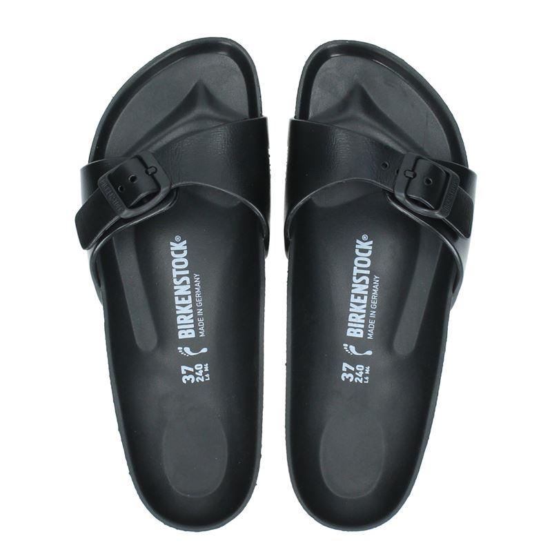 Birkenstock Madrid Eva - Slippers - Zwart