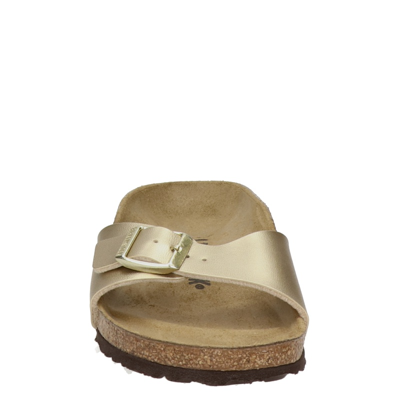 Birkenstock Madrid - Slippers - Goud