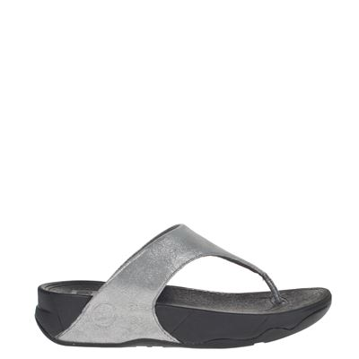 Fitflop dames slippers grijs