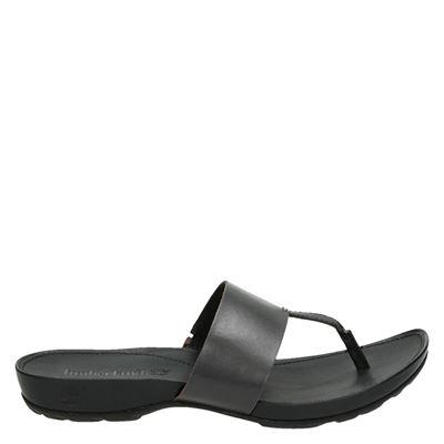 Timberland dames slippers zwart