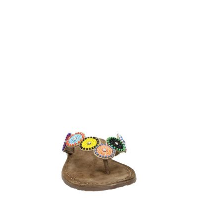 Lazamani dames slippers Multi
