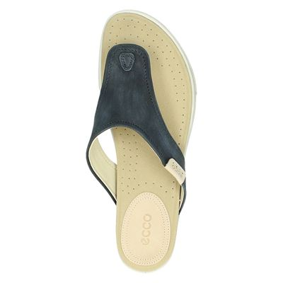 Ecco Damaradames slippers Zwart