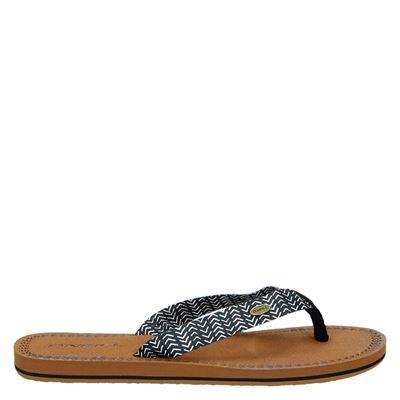 O'NEILL dames slippers zwart