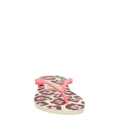 Havaianas Slim Animalsdames slippers Roze