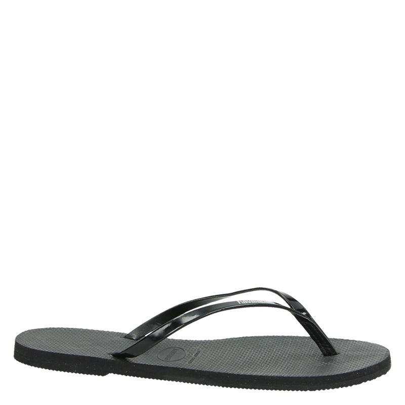 Havaianas You Metallic - Slippers - Zwart