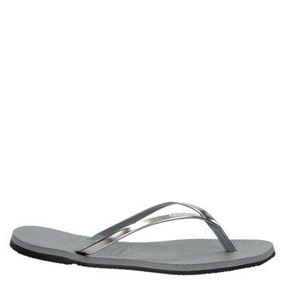 Havaianas You Metallicdames slippers Grijs