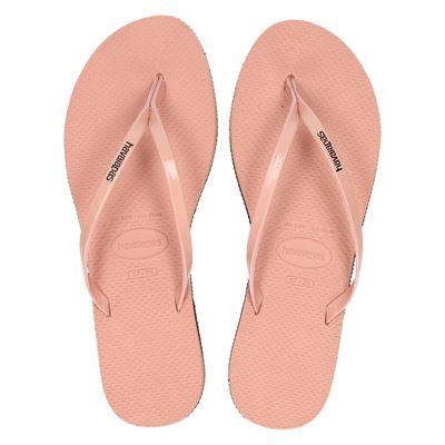 Havaianas dames slippers roze