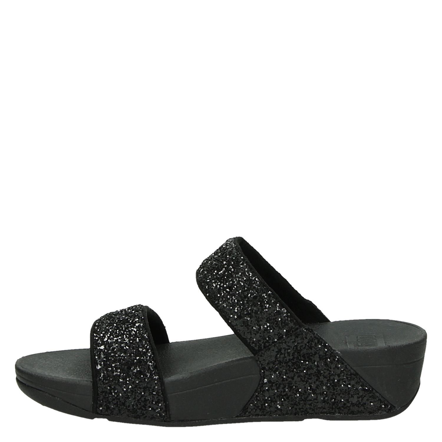 Fitflop Glitterball Slide dames slippers
