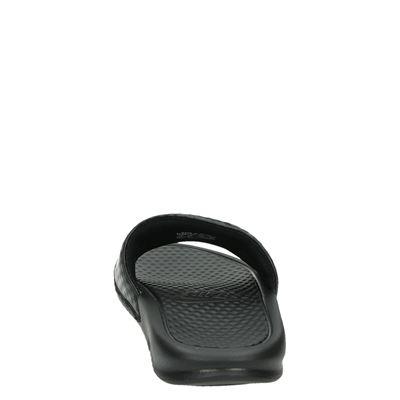 Nike Benassidames slippers Zwart