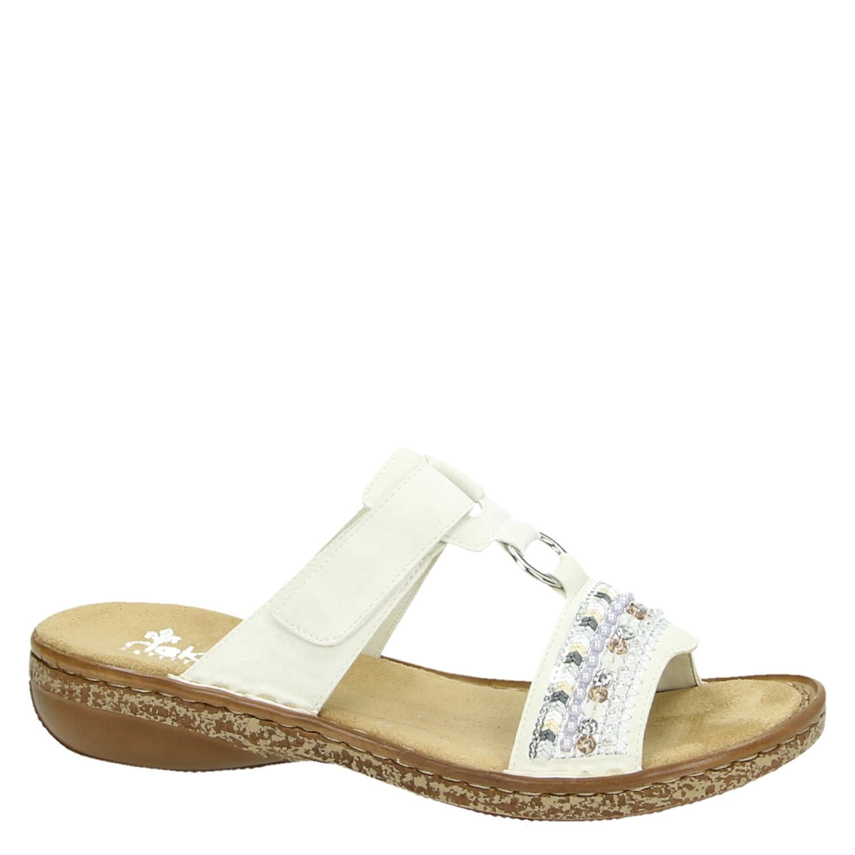 rieker sandale weiss 39
