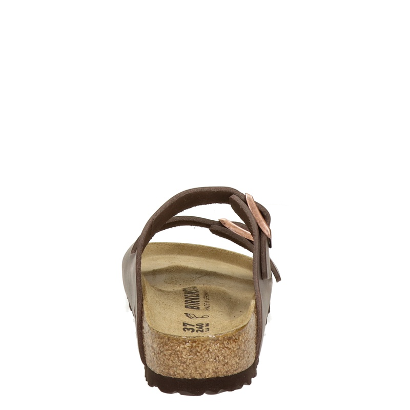 Birkenstock Arizona - Sandalen - Bruin