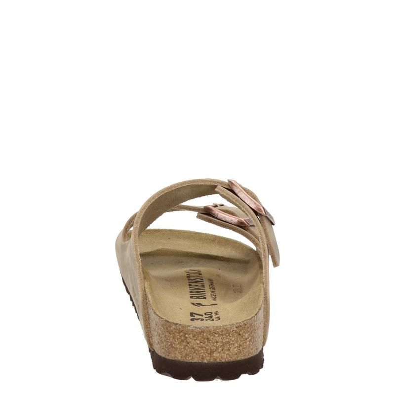 Birkenstock Arizona - Sandalen - Cognac