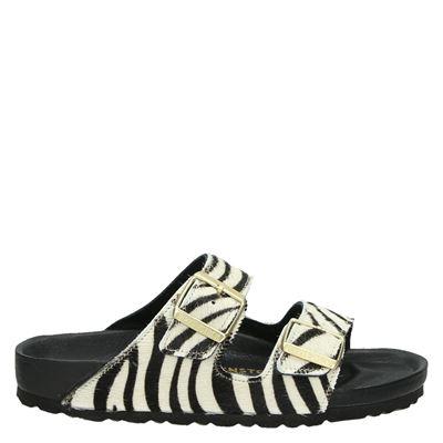 Birkenstock dames slippers multi