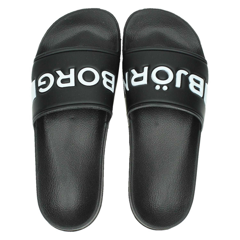 beste schoenen nieuwe lagere prijzen order Bjorn Borg Harper II W dames badslippers zwart