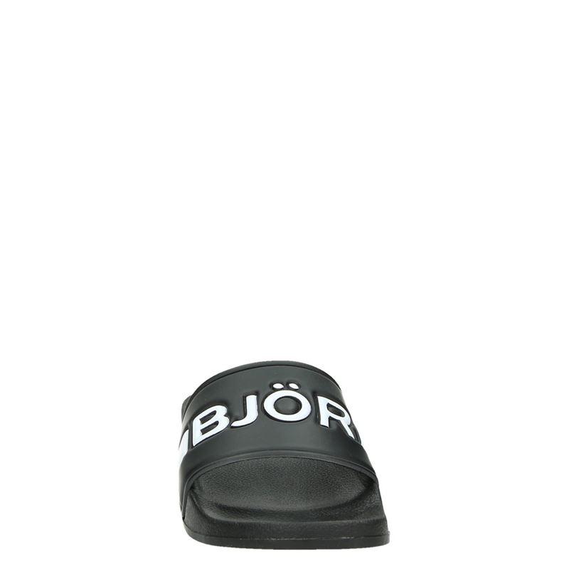 Bjorn Borg Harper II W - Badslippers - Zwart
