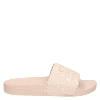Cruyff dames slippers roze