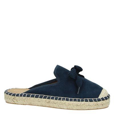 Esprit Octavia Muledames slippers Blauw