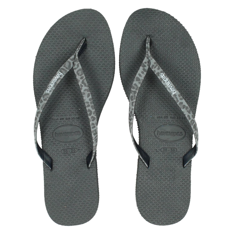 63ceeaf4bc9fdc Havaianas dames slippers zwart