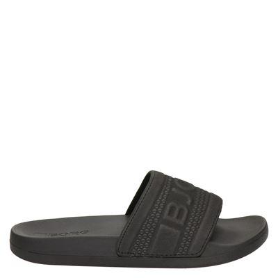 Bjorn Borg dames slippers zwart