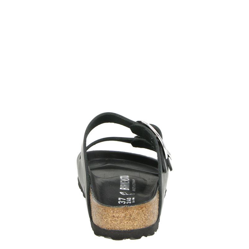 Birkenstock Arizona Big Buckle - Slippers - Zwart