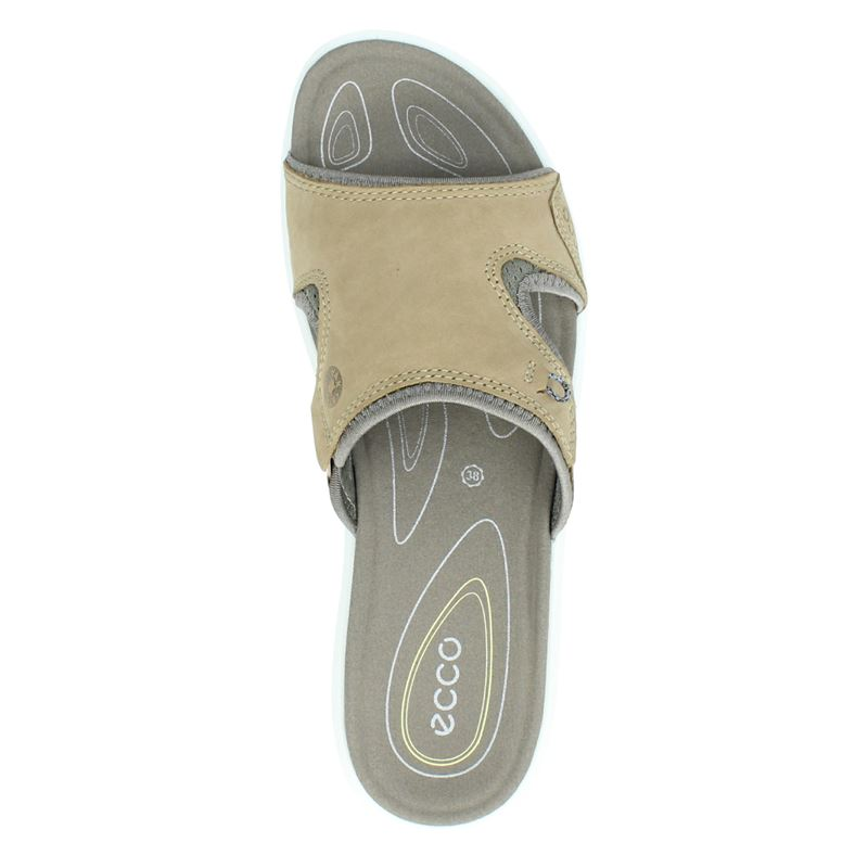 Ecco Cruise 2 - Slippers - Beige