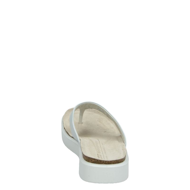 Ecco Corksphere - Slippers - Wit