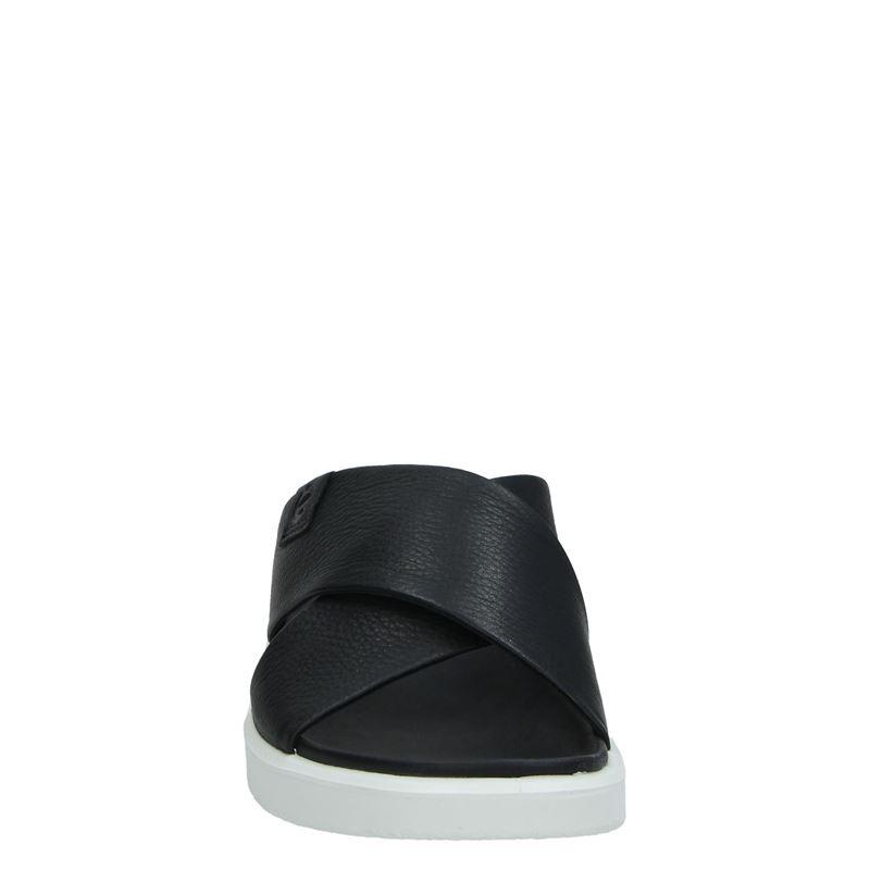 Ecco Flowt LX - Slippers - Zwart