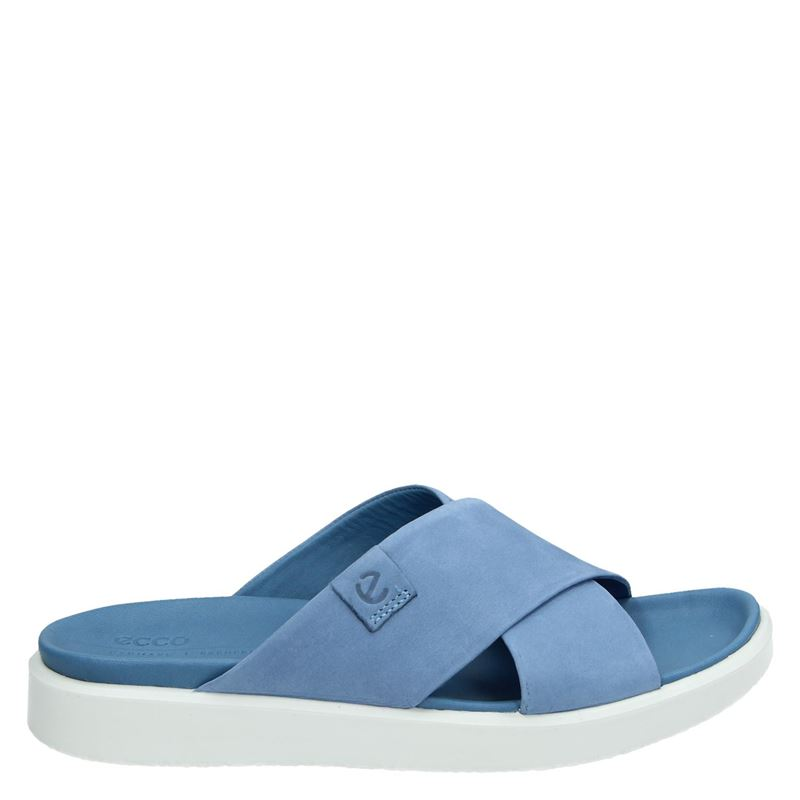 Ecco Flow LX - Slippers - Blauw